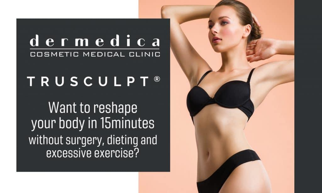 Trusculpt Fat reduction, body contouring